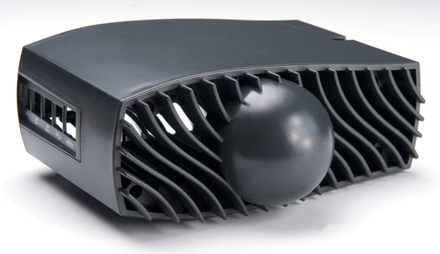 Complex modem showing HARBEC as innovative producers of highly featured parts with tight tolerances and aggressive lead times.